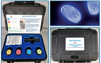 AVSEC/TSA Explosive Trace Detection Training/Testing Kit