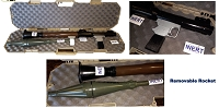INERT Replica RPG-7 with rocket and sights