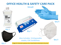 Health & Safety Care Pack (Small)