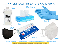 Health & Safety Care Pack (Medium)