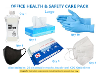 Health & Safety Care Pack (Large)