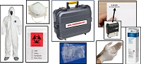 Mail Room Screening Operations Bio-hazard Response Kit