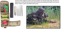 EOD Non Magnetic Mine Probe Kit