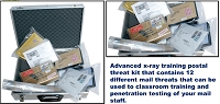 Mail Threat X-Ray Training Kit